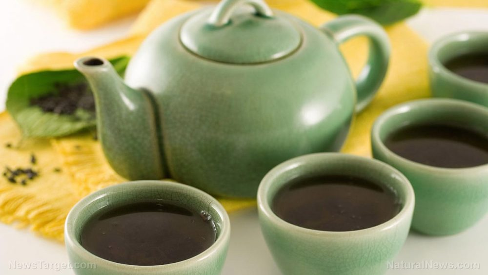 Tea found to prevent fat storage in the liver, lower blood glucose
