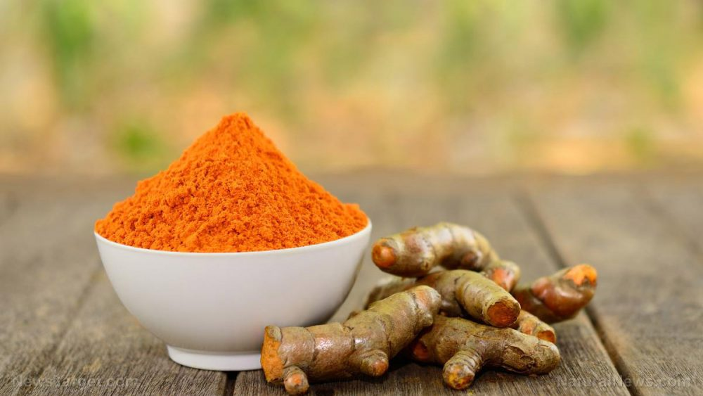 The science behind curcumin's healing properties