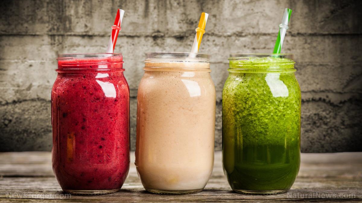 10 Good reasons you should be drinking fresh, homemade smoothies
