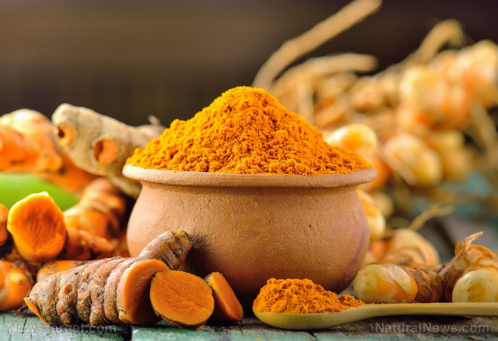 Take curcumin, a golden spice that can fight cardiovascular disease
